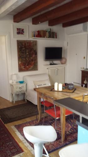 TV o dispositivi per l'intrattenimento presso Mini Contrà San Pietro