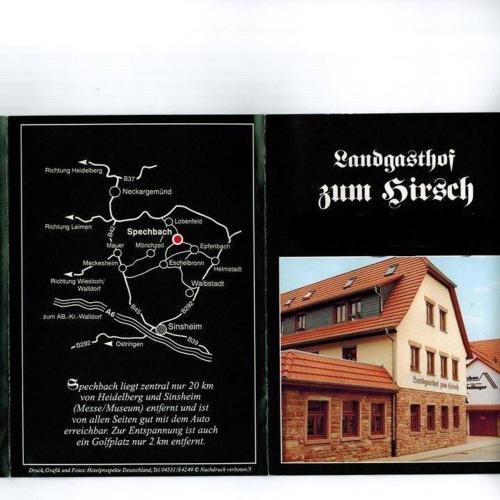 Landgasthof zum Hirsch(Spechb...
