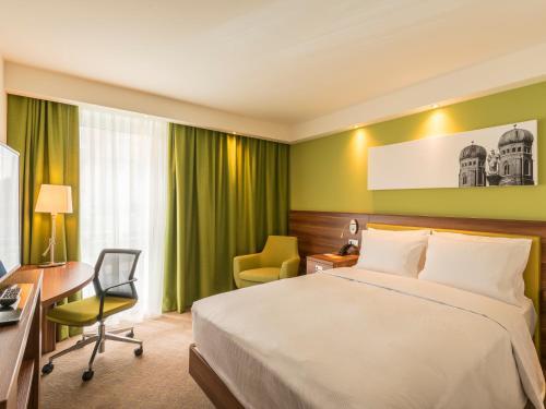 Hotel hampton by hilton munich city west duitsland münchen