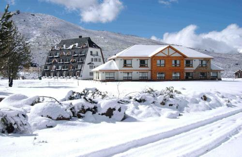Village Catedral Hotel & Spa during the winter