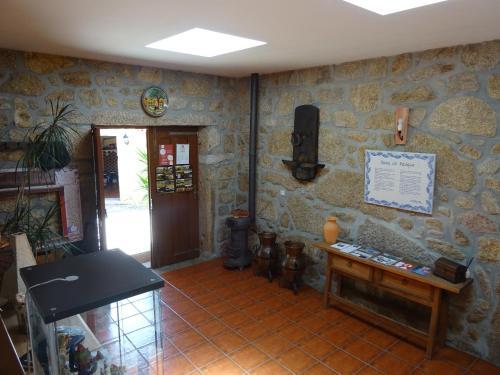 Posedenie v ubytovaní Casa de Panque