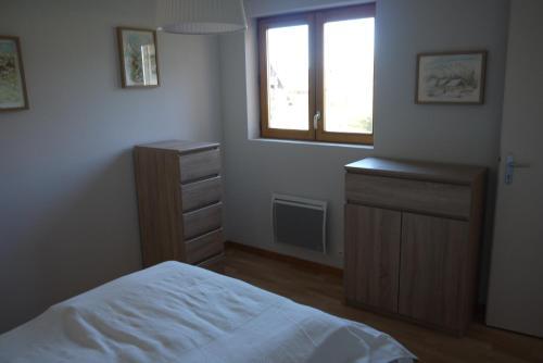 Un ou plusieurs lits dans un hébergement de l'établissement Le Telemark