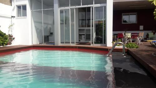 The swimming pool at or near The Wishing Well Country House
