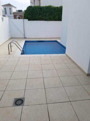 The swimming pool at or near Villa Rubi
