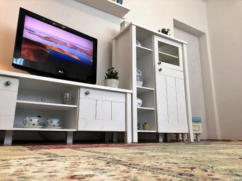 A television and/or entertainment center at Apartment Ilija