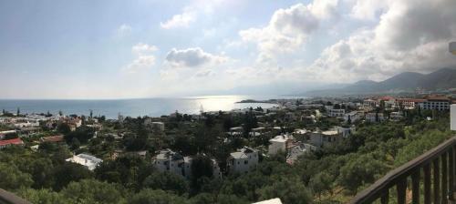 Άποψη από ψηλά του Elea Apartment