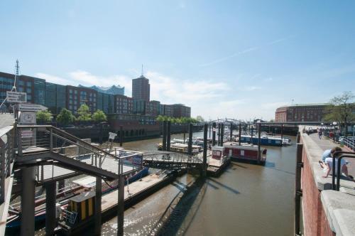 Bild på hotellet Appartements an der Elbphilharmonie i Hamburg
