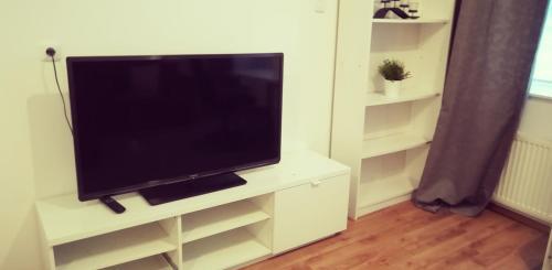 TV/Unterhaltungsangebot in der Unterkunft Apartment Wasagasse