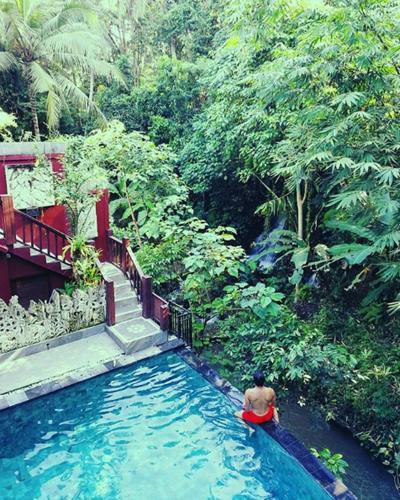 Omah Lembu Villas Guest House Indonesien Ubud Booking Com