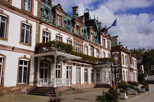 Hotel Chateau De Pourtales Frankreich Strassburg Booking Com