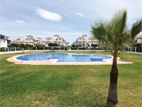 The swimming pool at or near Two-Bedroom Apartment in Vera