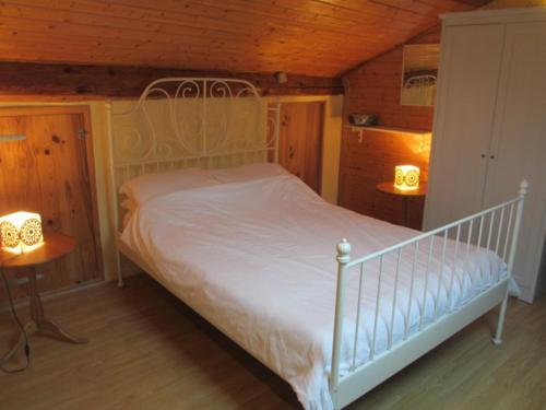 Un ou plusieurs lits dans un hébergement de l'établissement Pyrenees Haven