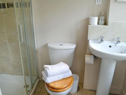Un baño de Cross House