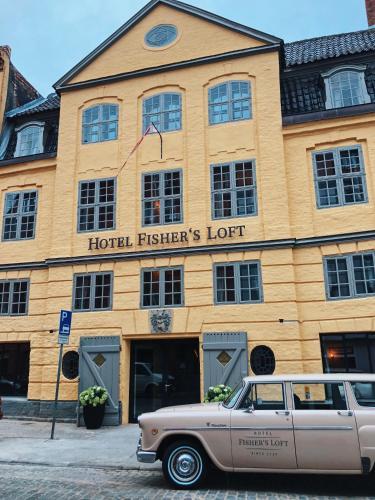 Fisher S Loft Hotel Deutschland Lubeck Booking Com