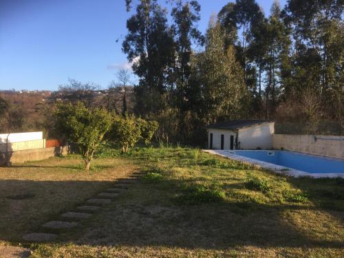 The swimming pool at or near villa
