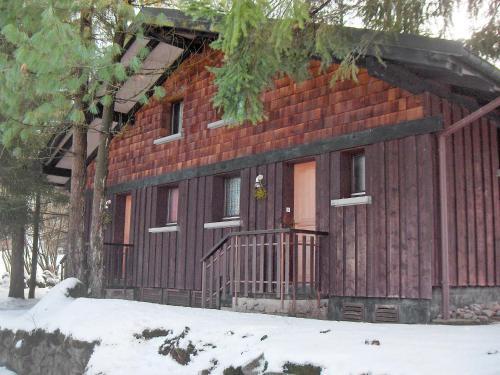 L'établissement Holiday Home Le Planot en hiver