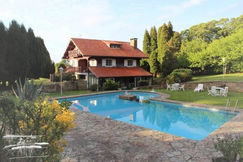 Vakantiehuis Finca Monterrosa (Spanje Cambre) - Booking.com