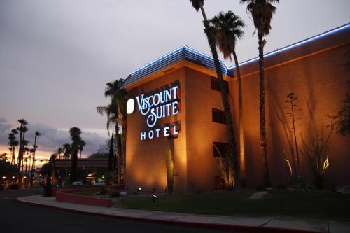 Viscount Suite Hotel