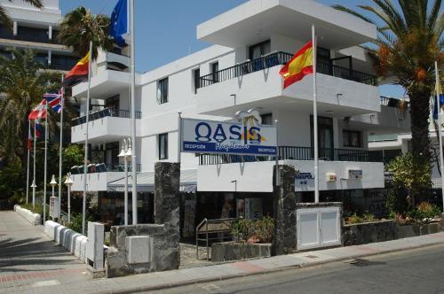 馬斯帕洛馬斯綠洲公寓酒店