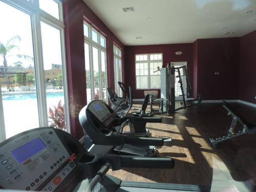 Salle ou équipements de sports de l'établissement Lucaya Village 8962