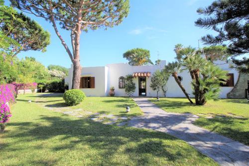 Ferienhaus villetta con piscina italien ischia booking.com