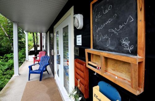 Auberge/Condotels Centre de Villégiature Pied du Mont Édouard