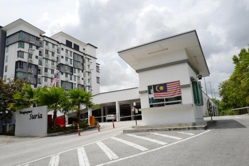 Apartamento Pangsapuri Suria (Malásia Petaling Jaya ...