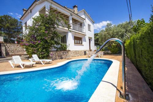 Casa de Férias Casa Vacaciones CAL VIVES (Espanha Canyelles ...