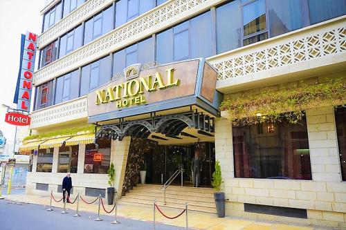 a01b4a9302d76 National Hotel Jerusalem (Israel Jerusalém) - Booking.com