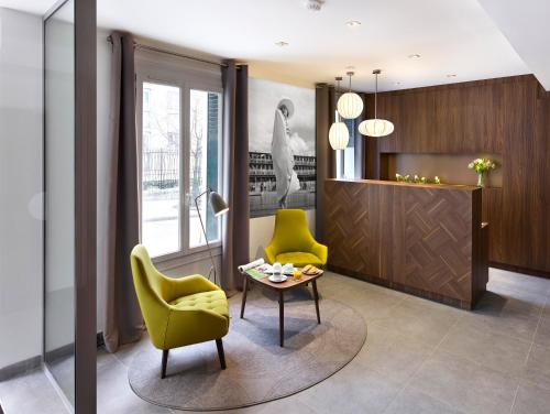 Hotel Best Western Plus 61 Paris Nation Frankreich Paris Booking Com
