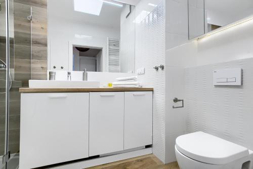 A bathroom at Apartament 222 Apartamenty No.1