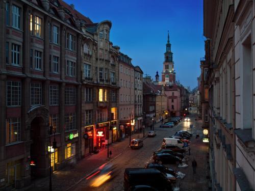 1 Night In Poznań - Wielka Apartments