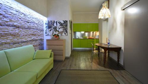 Uma área de estar em Residence Star