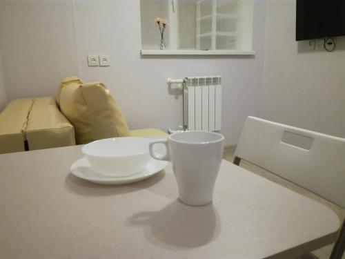 Ванная комната в Апартаменты Искра