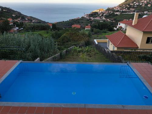 A view of the pool at Casa Gama or nearby