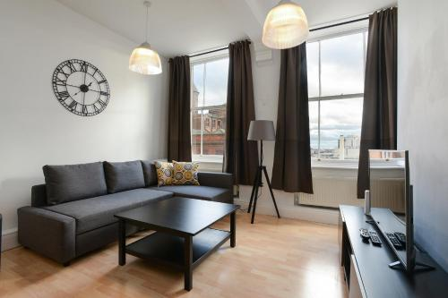 Lace Market Industrial Style Serviced Apartment