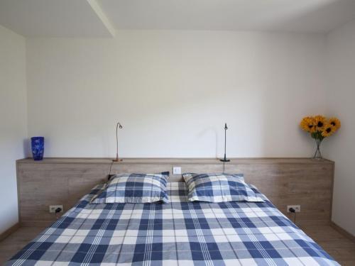 Un ou plusieurs lits dans un hébergement de l'établissement Villa Bonn Idee