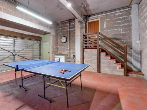 Ping-pong facilities at Elterwater Villa Sleeps 10 WiFi or nearby