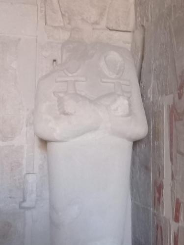 A bathroom at Mohamed Tours