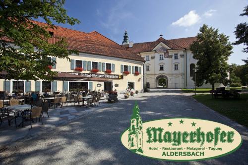 Hotel Mayerhofer (Deutschland Aldersbach) - Booking.com