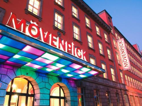 Bild på hotellet Mövenpick Hotel Berlin Am Potsdamer Platz i Berlin