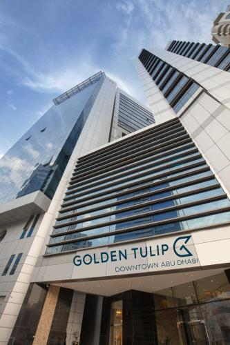 Hotel Golden Tulip Downtown Abu Dhabi, UAE - Booking com