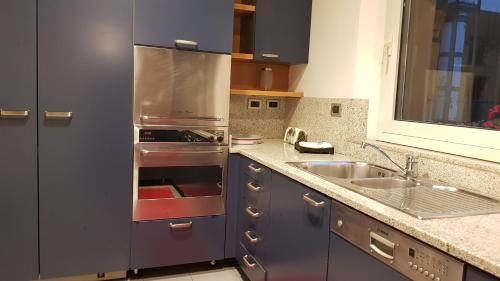 Virtuvė arba virtuvėlė apgyvendinimo įstaigoje 63 Via San Felice
