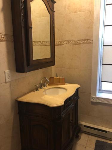 A bathroom at 1216 Suites 2F