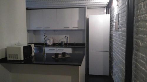 Küche/Küchenzeile in der Unterkunft Luz de Chamberí
