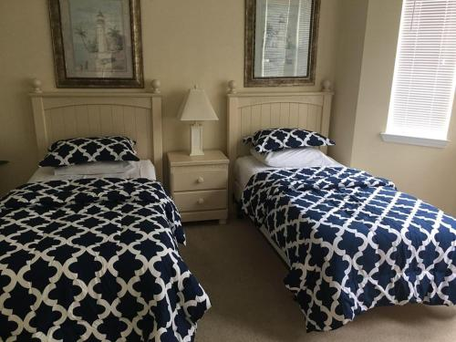 Un ou plusieurs lits dans un hébergement de l'établissement Cane Island 5252-2