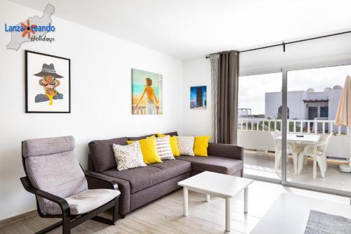 Zona de estar de Serendipity apartment