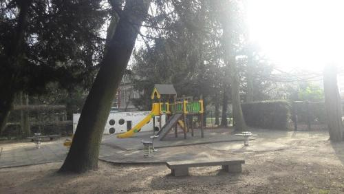 Children's play area at Chilly