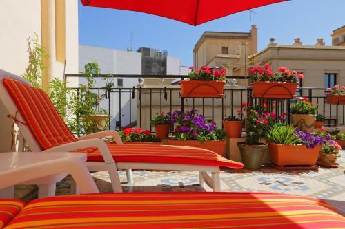 Bild på hotellet Pensión La Palma i Malaga