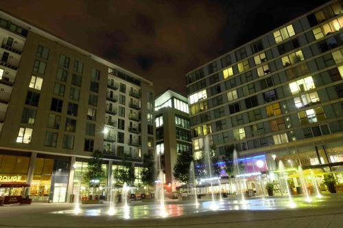 Apartment City Apt Milton Keynes  Uk